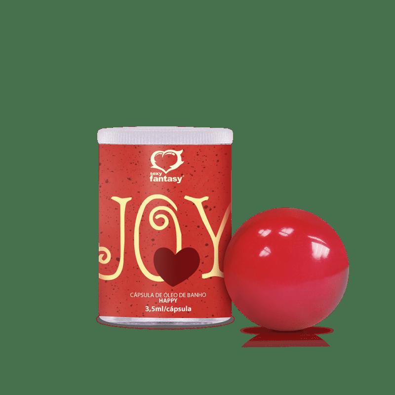 Bolinha aromática joy dolce & gabbana 1 unidade - sexy fantasy