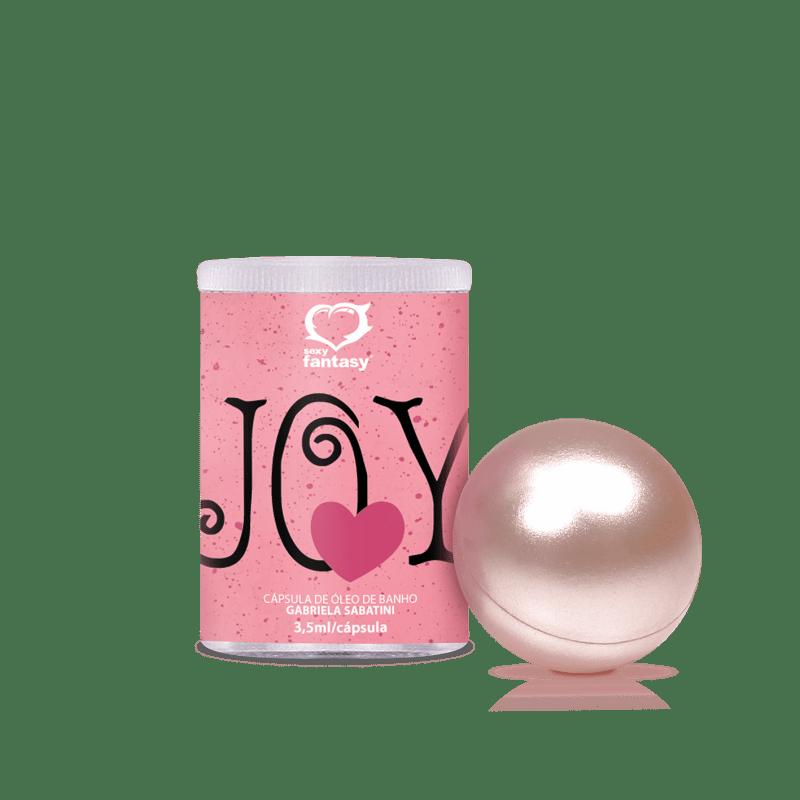 Bolinha aromática joy gabriela sabatini 1 unidade - Sexy fantasy