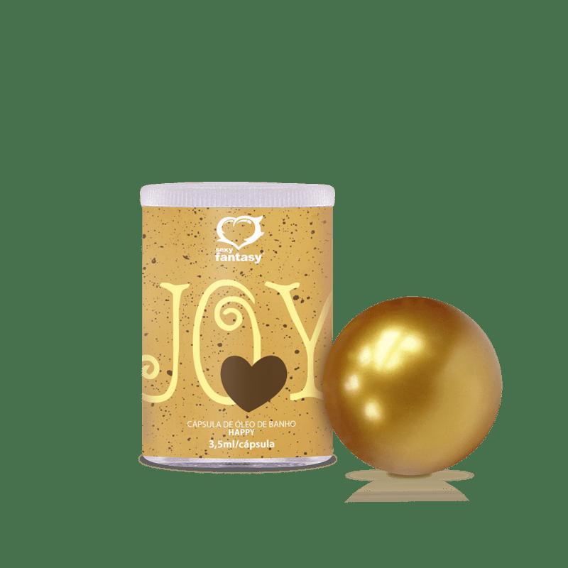 Bolinha aromática joy happy 1 unidade - sexy fantasy