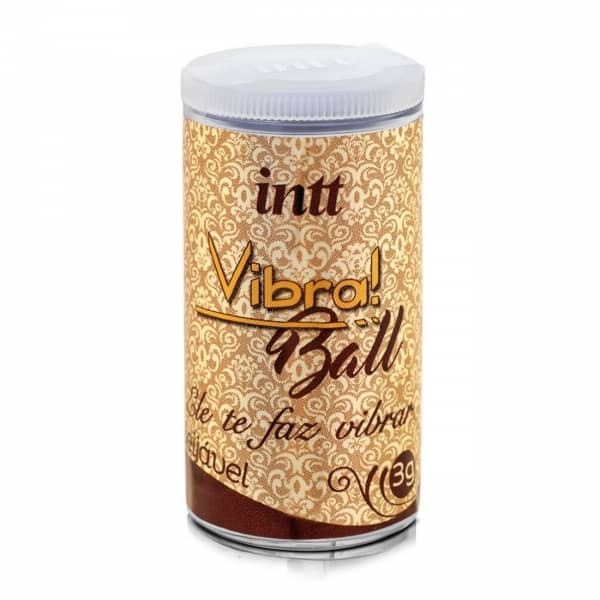 Bolinha Dupla Vibra Ball 3gr - Intt