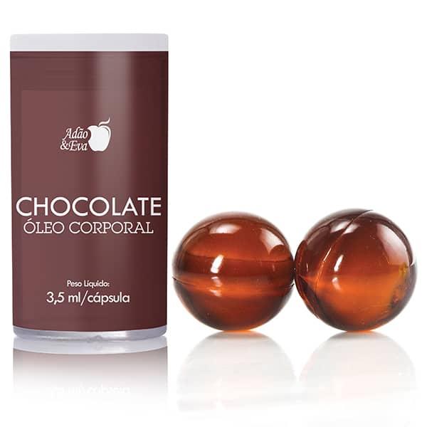 Bolinha Explosiva Chocolate 2 Un. - Adão e Eva