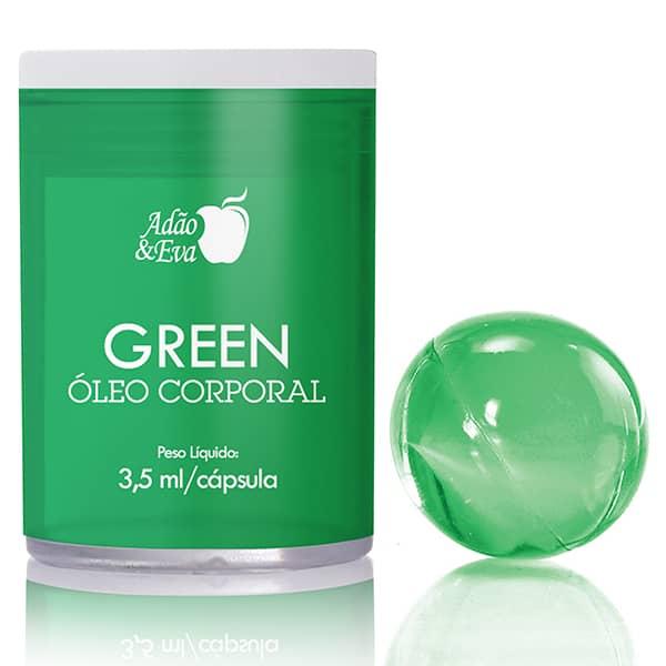 Bolinha Explosiva Grande Verde CK One 1 Un