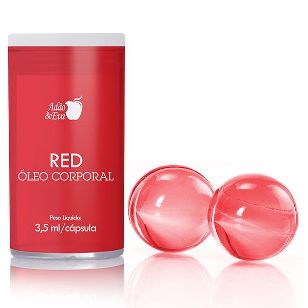 Bolinha Explosiva Vermelho Dolce Gabbana - Adão e Eva