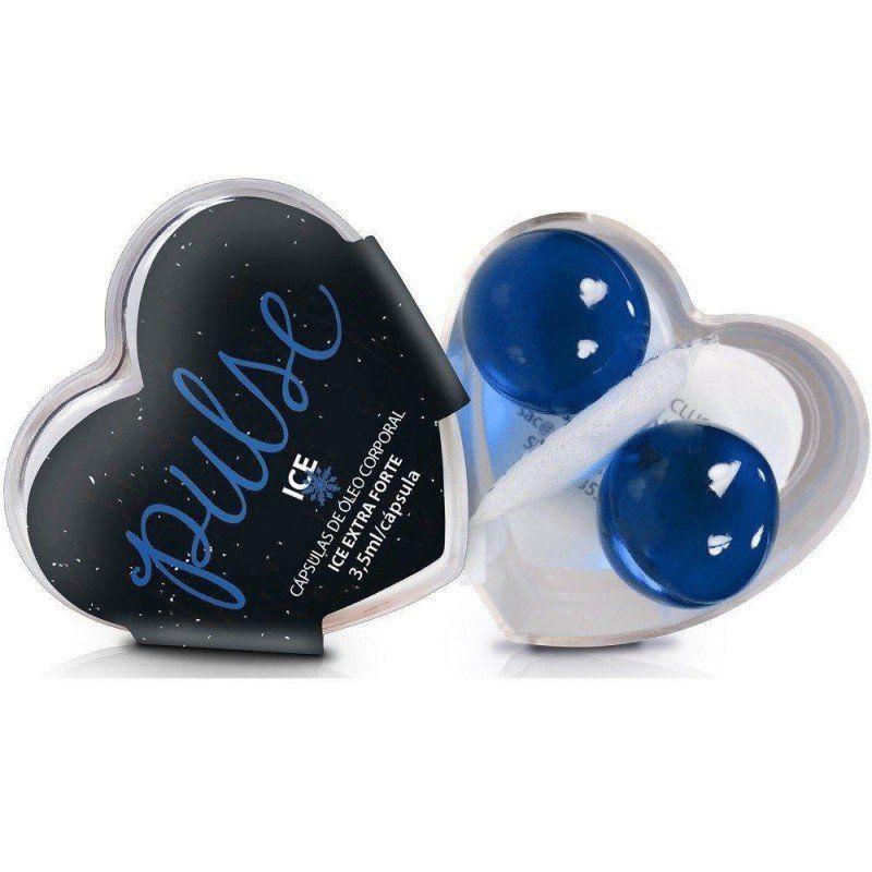 Bolinhas Refrescantes - Pulse Ice Extra Forte