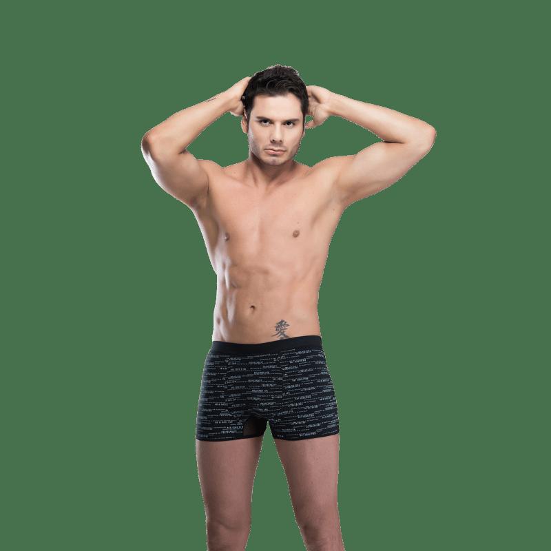 Cueca Boxer Sensual Digital - Sexy Fantasy