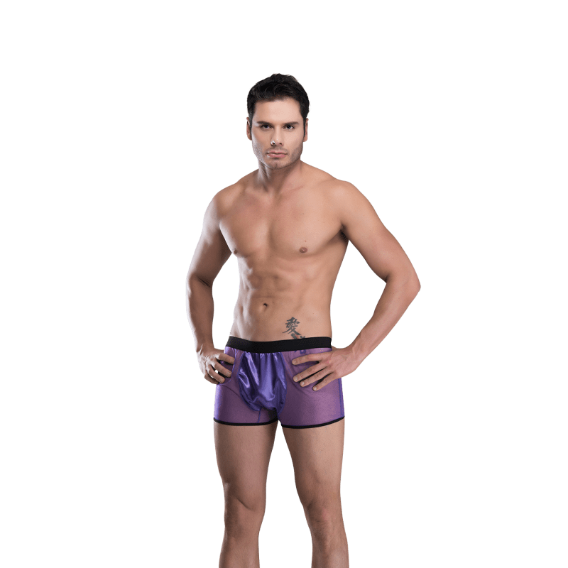 Cueca Boxer Sensual Fetiche - Sexy Fantasy