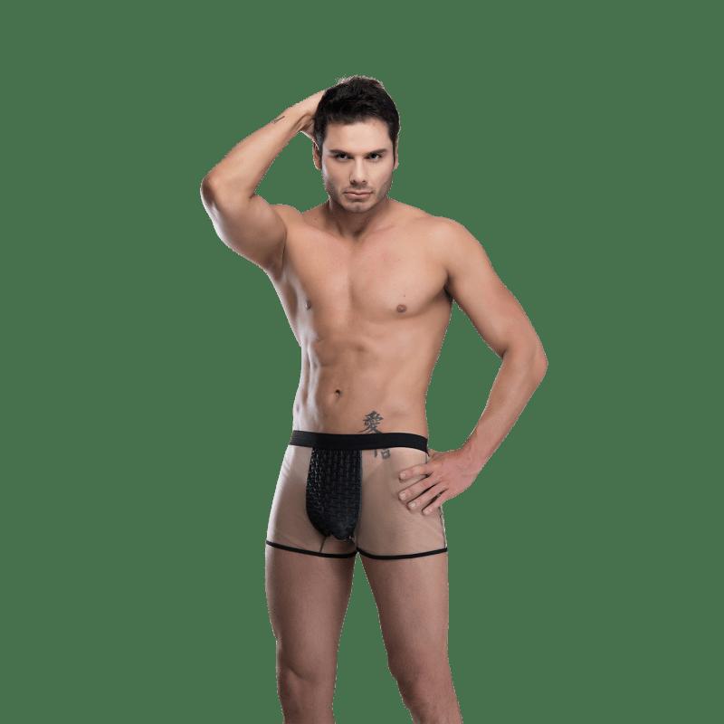 Cueca Boxer Sensual Nude