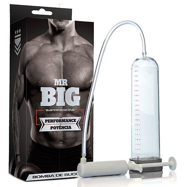 Bomba peniana Manual Pumper Man para aumento peniano