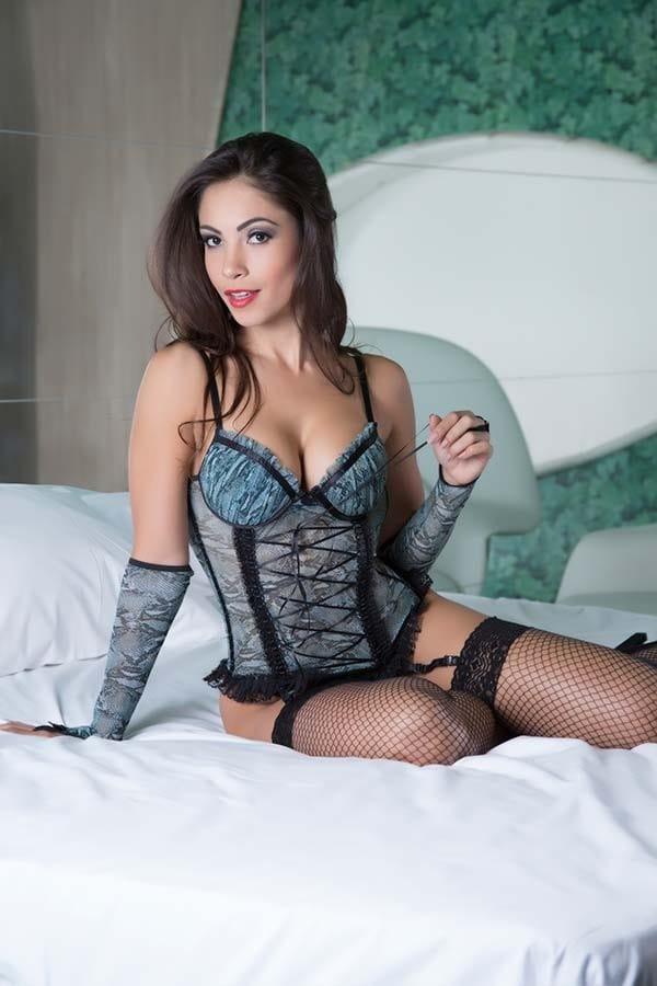 Espartilho Sexy Valesca - Garota Veneno