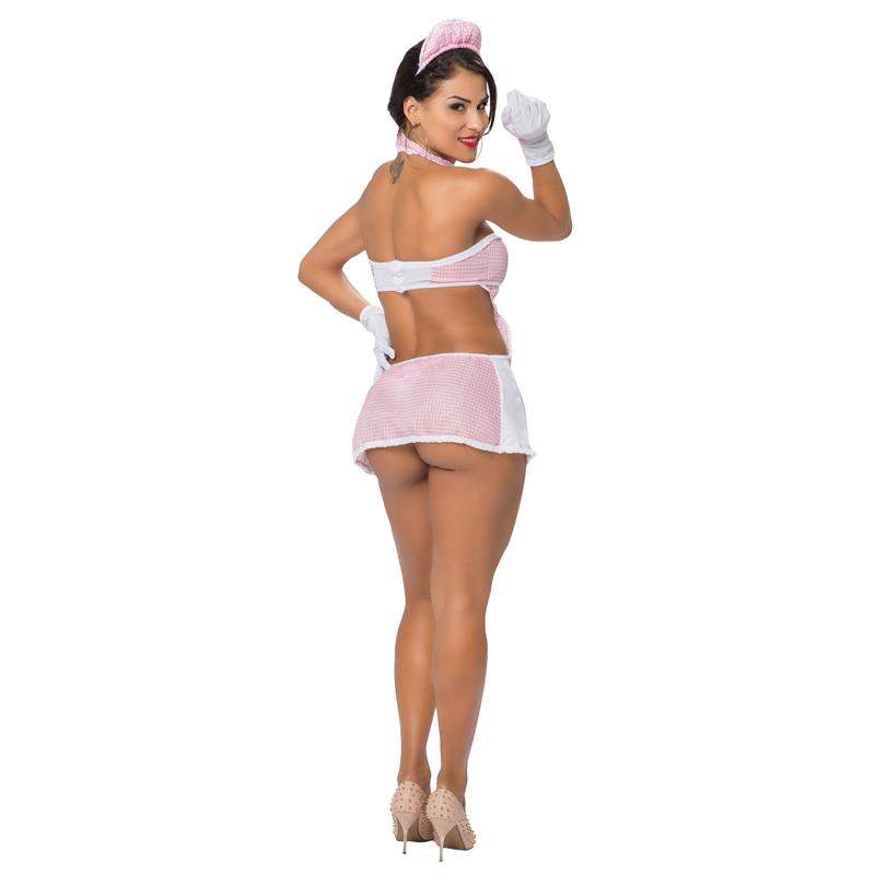 Fantasia Erótica Babá Carina - Sapeka  - Sex Shop Cuiaba - Sexshop - Sexyshop - Produtos Eróticos