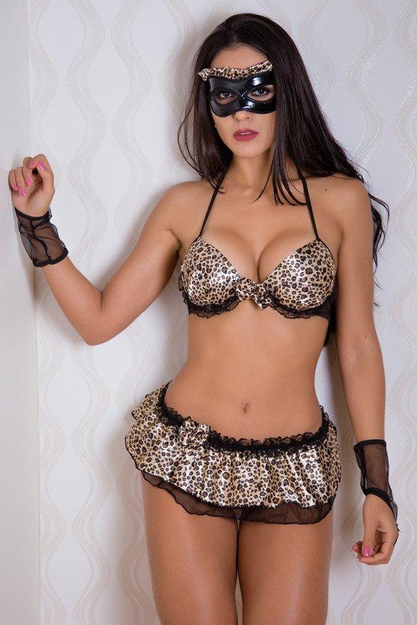 Fantasia Erótica Shena - Garota Veneno  - Sex Shop Cuiaba - Sexshop - Sexyshop - Produtos Eróticos