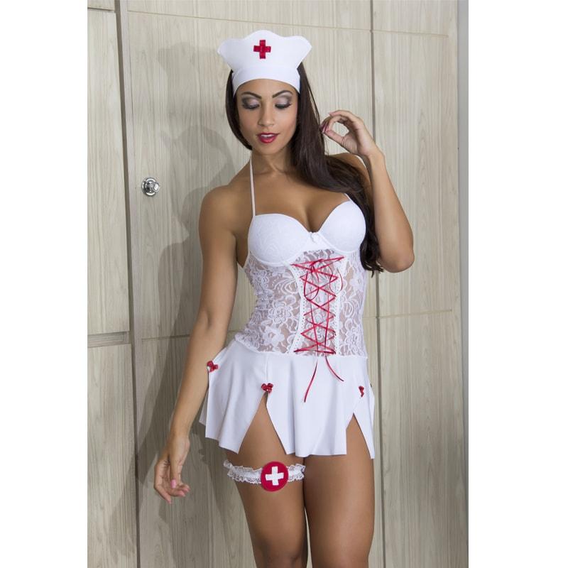 Fantasia Erótica Enfermeira / Médica Sensual