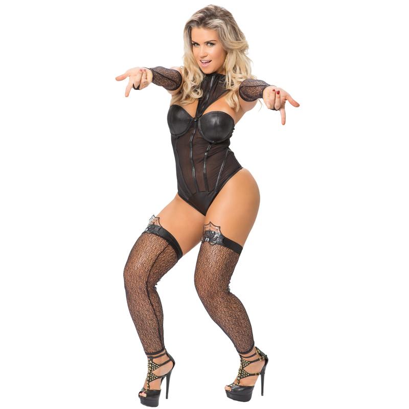 FANTASIA MULHER ARANHA  - Sex Shop Cuiaba - Sexshop - Sexyshop - Produtos Eróticos
