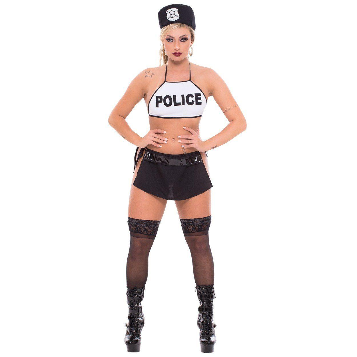 Fantasia Policial Tânia