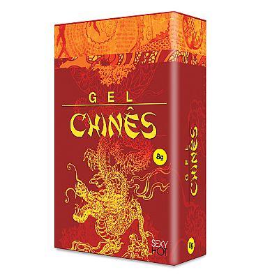 Gel Chinês Excitante - Coleção Géis do Mundo