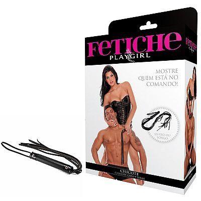 Kit erótico Linha Fetiche  - Sex Shop Cuiaba - Sexshop - Sexyshop - Produtos Eróticos