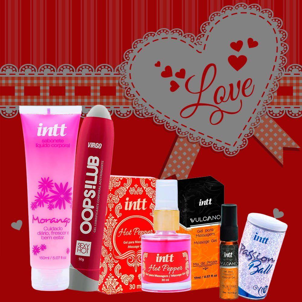 Kit Especial Love completo 5x1