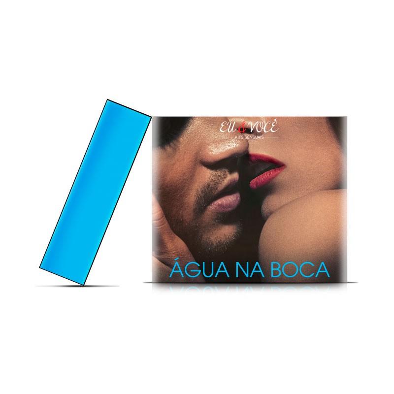 Kit Sensual Água na Boca Linha Eu e Você - Sexy Fantasy