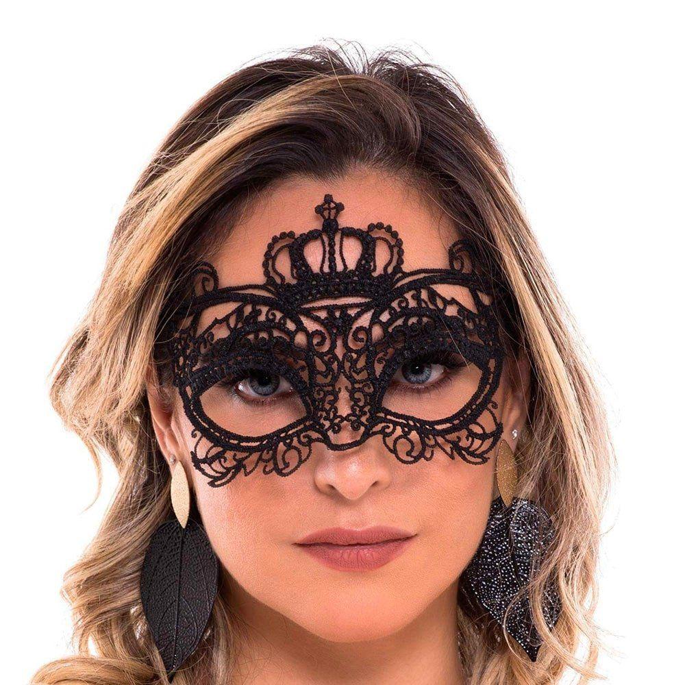 Máscara Carmin