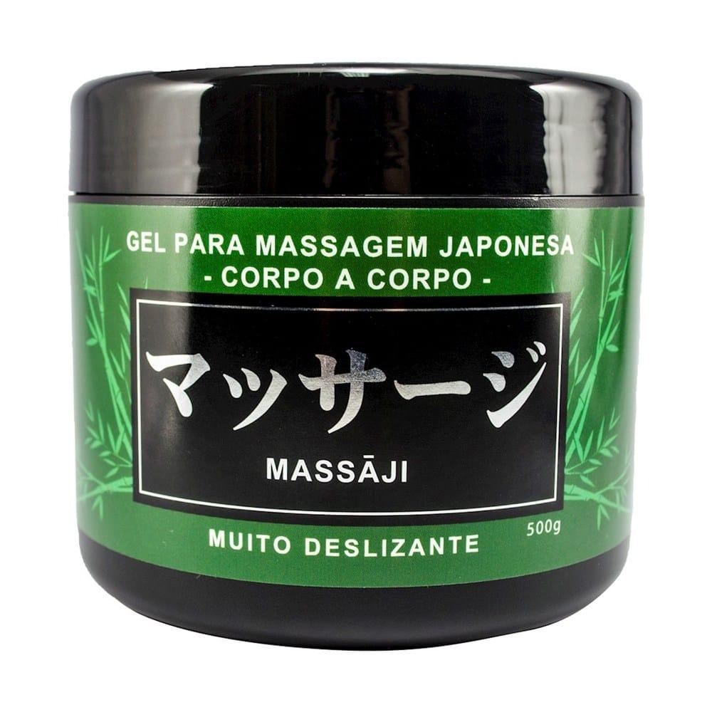 Gel Massagem Nuru - Nyru Premium 500g -  Hot Flowers