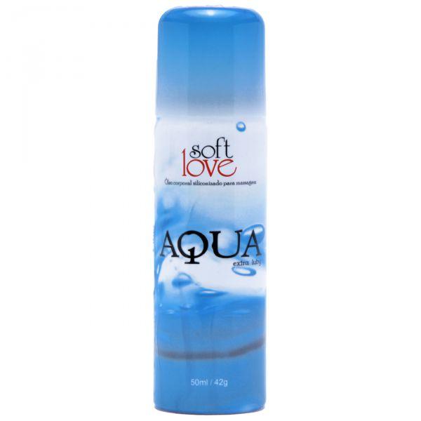 Óleo Lubrificante Siliconado Aqua Extra Lub