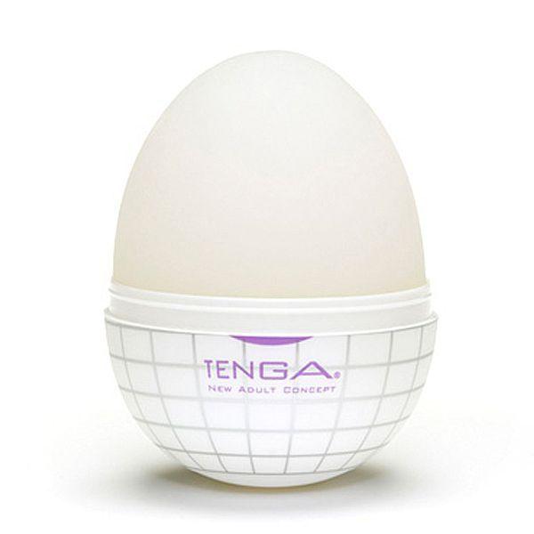 Ovo Masturbador Tenga Egg Original - Spider  - Sex Shop Cuiaba - Sexshop - Sexyshop - Produtos Eróticos
