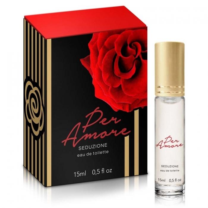 Per Amore Perfume Feminino 15ml - Intt