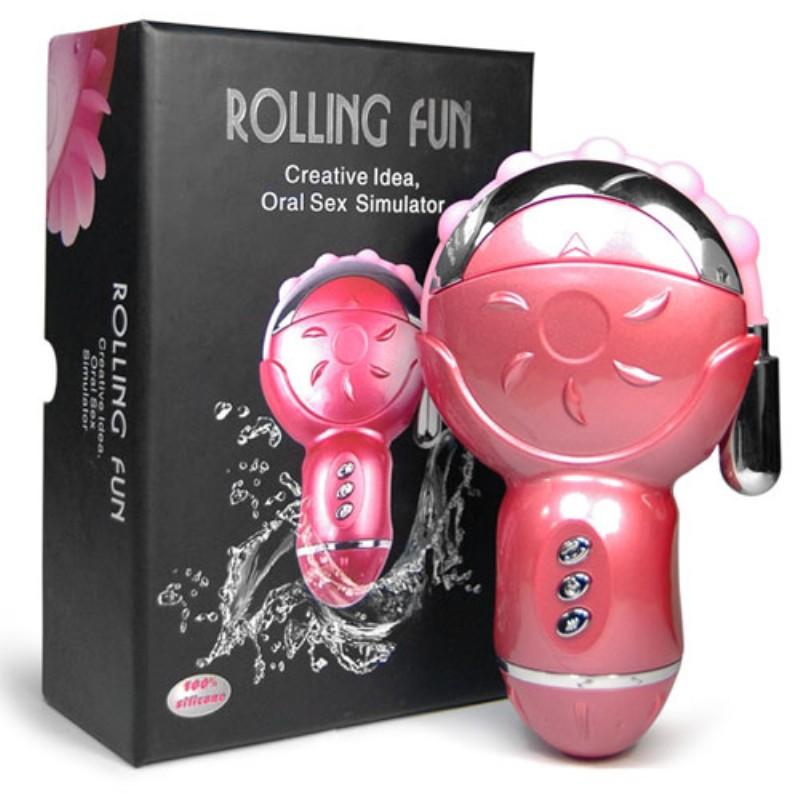 Simulador De Sexo Oral Feminino - Rolling Fun
