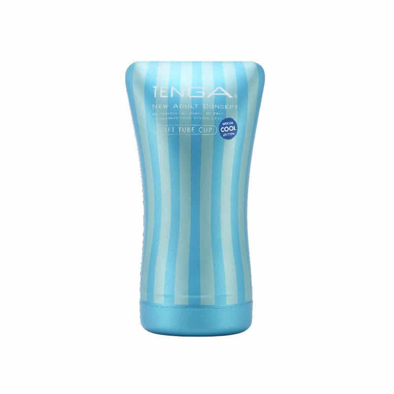 Tenga Soft Tube Cup – Special Cool Edition  - Sex Shop Cuiaba - Sexshop - Sexyshop - Produtos Eróticos