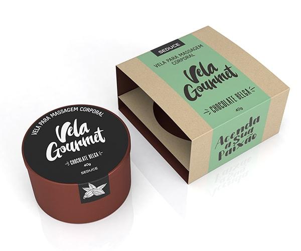 Vela Gourmet - Chocolate Belga - 40g