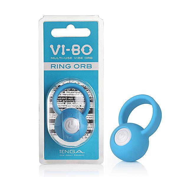 Vibrador Multi-Uso da Tenga VI-BO Ring Orb