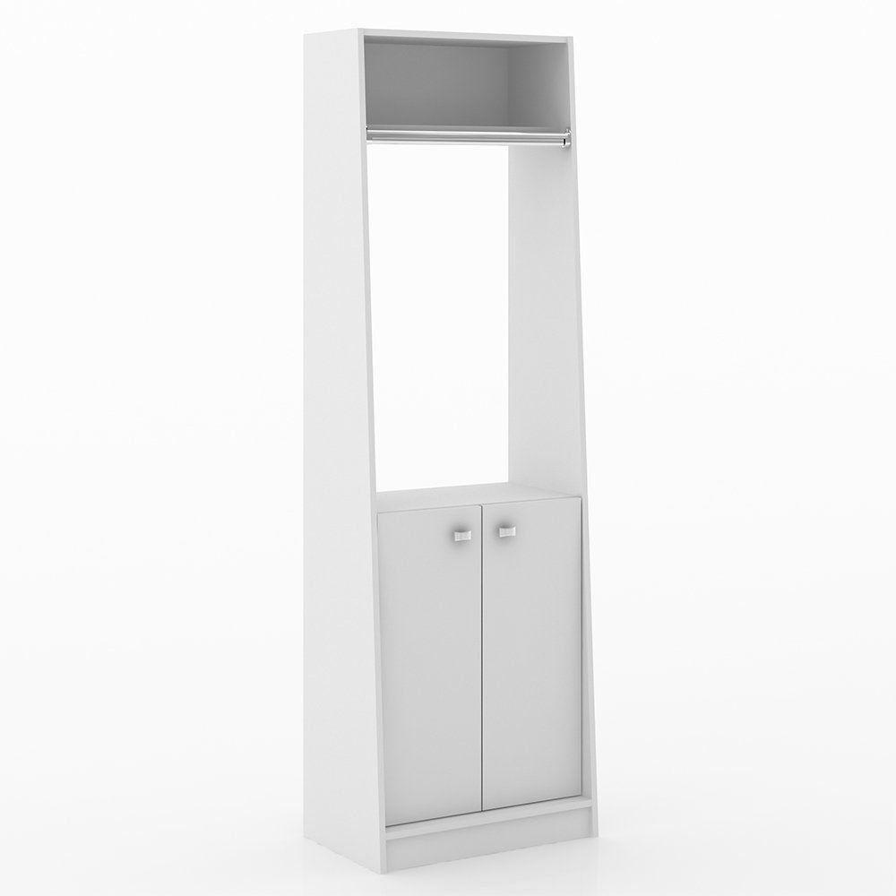 Balcão Multiuso BL3309 02 Portas Branco - Tecno Mobili