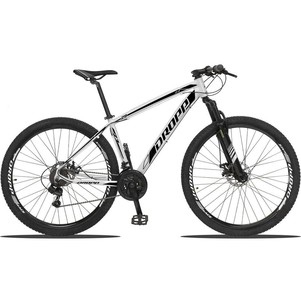 Bicicleta Z3 Aro 29 Quadro Alumínio 21 Marchas Câmbio Shimano Freio a Disco Hidráulico - Dropp