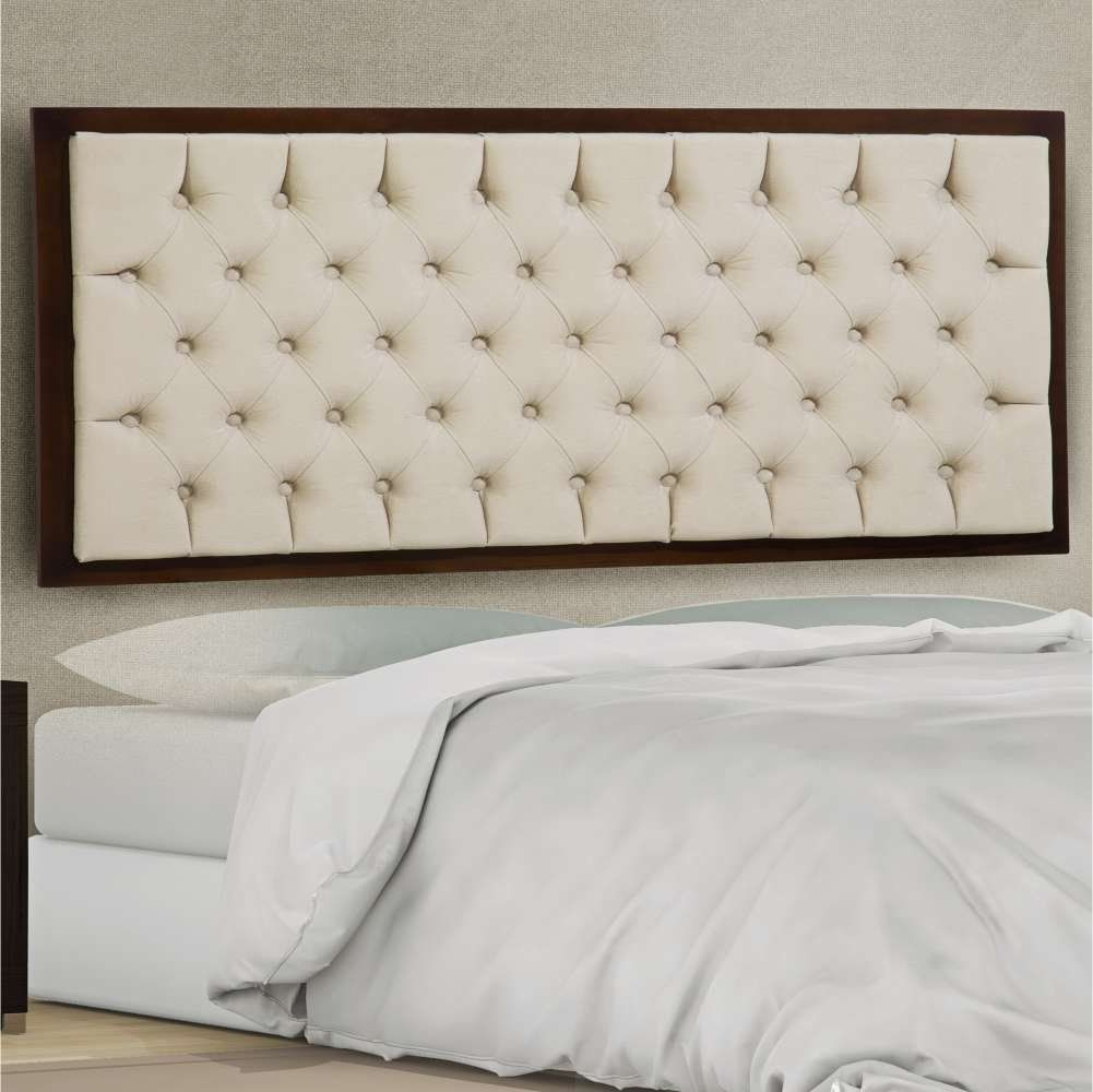 Cabeceira Painel Casal King Lyon 1,95 TCA-130 - Perfan