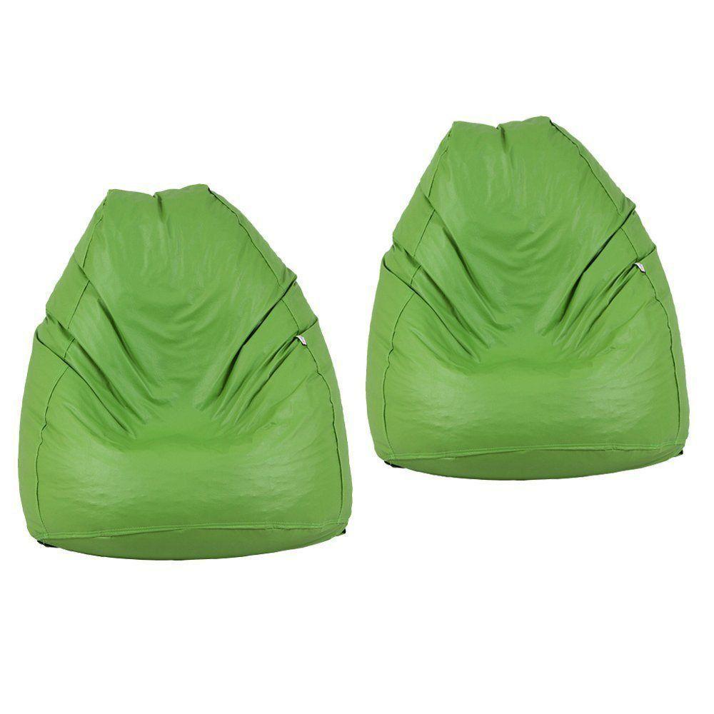 Kit 2 Puffs Fofão Pop Verde - Stay Puff