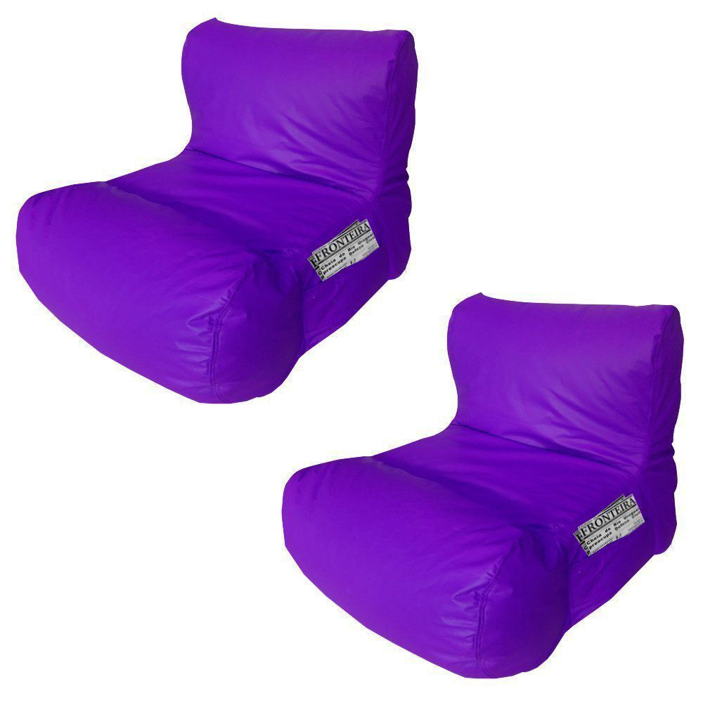 Kit 2 Puffs Relax Nobre Roxo - Stay Puff