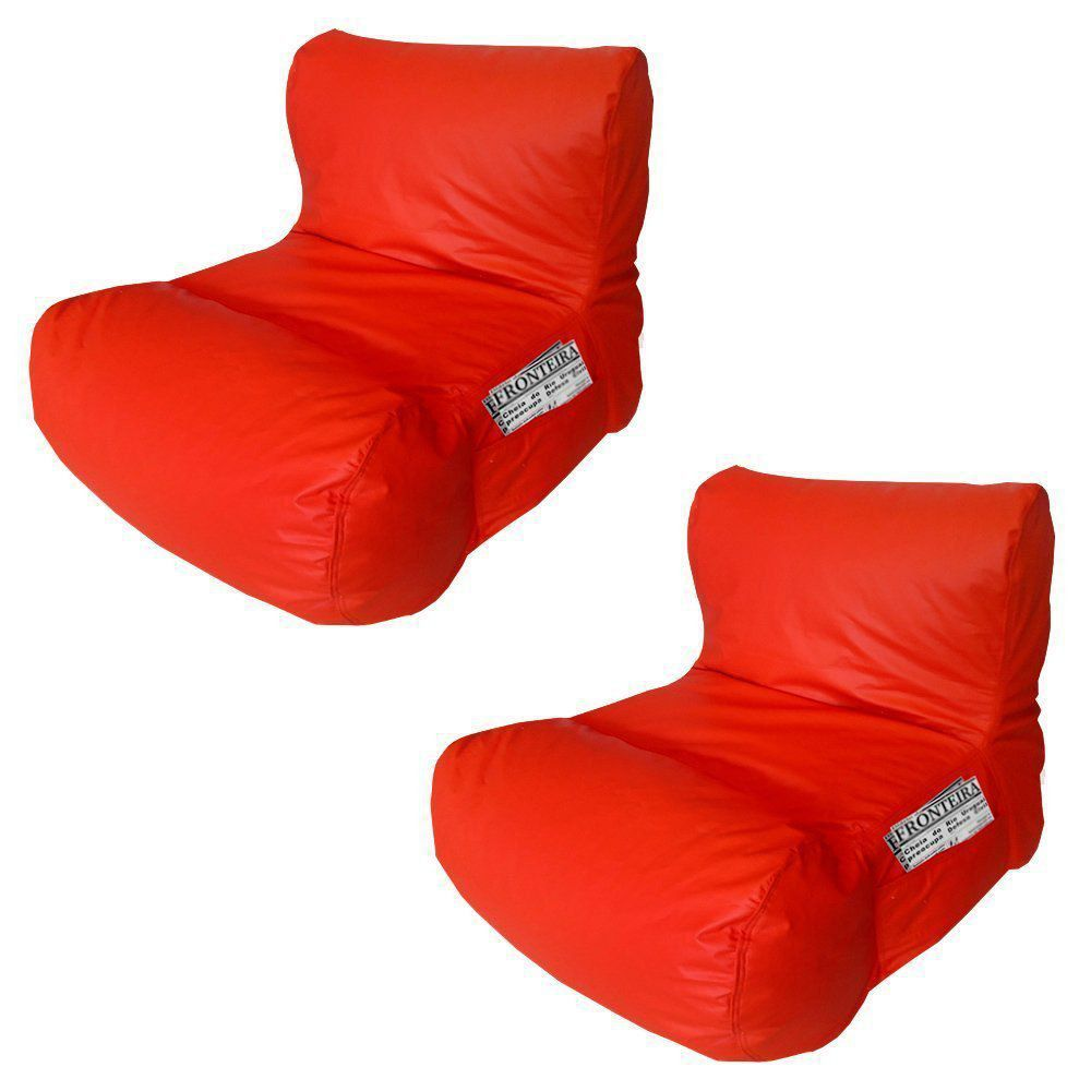 Kit 2 Puffs Relax Nobre Vermelho - Stay Puff