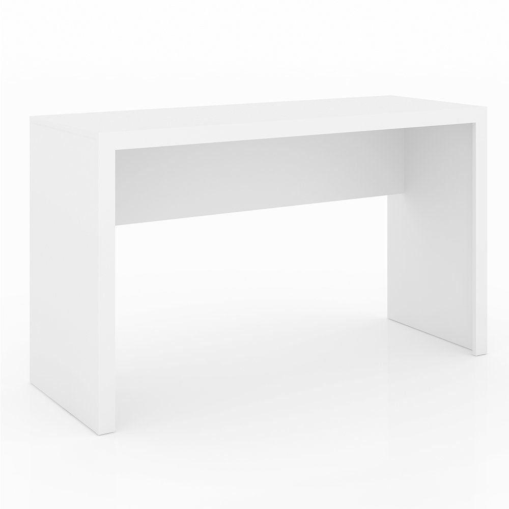 Mesa para Escritório ME4135 Branco - Tecno Mobili