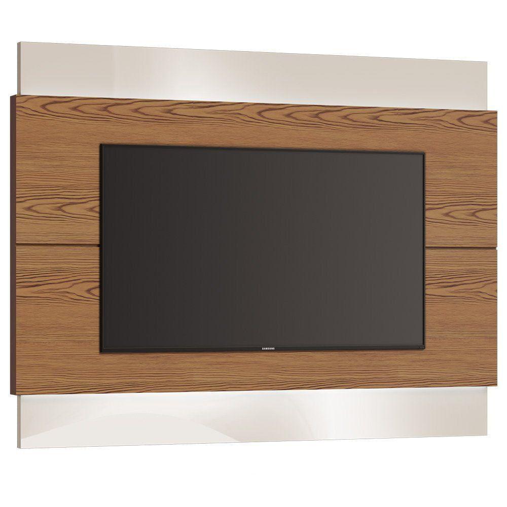 Painel para TV Classic 180cm Freijó/Off White - Imcal