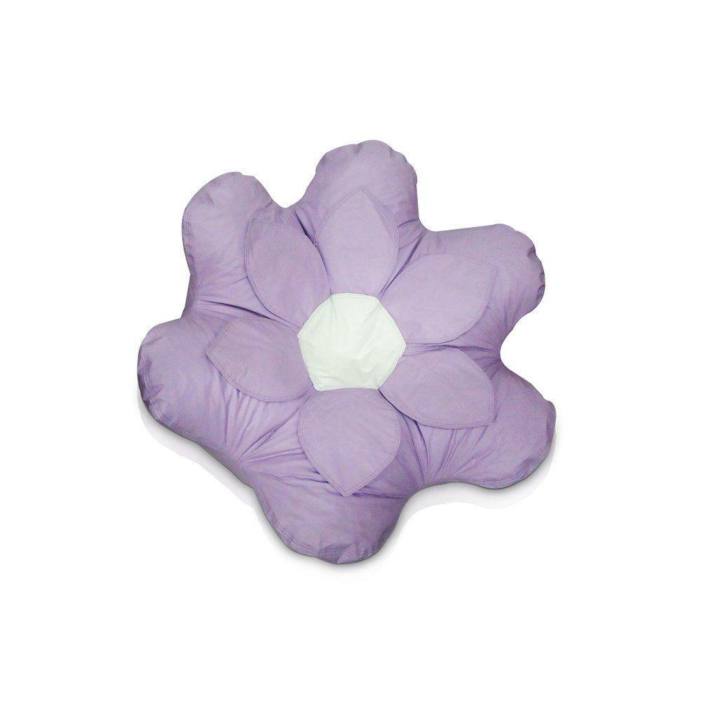 Puff Flower Nobre Lilás - Stay Puff