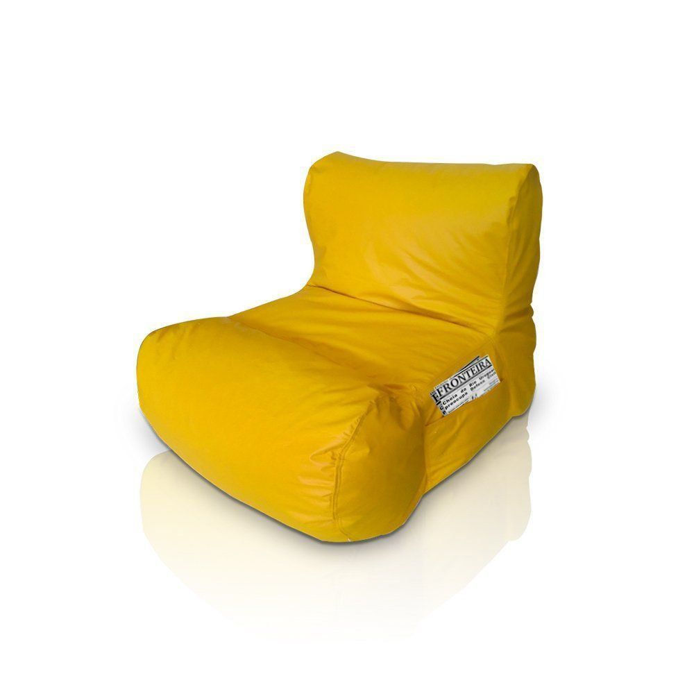 Puff Relax Nobre Amarelo - Stay Puff