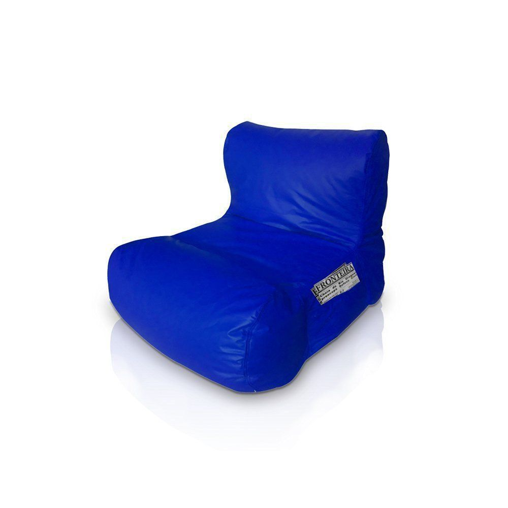 Puff Relax Nobre Azul Royal - Stay Puff