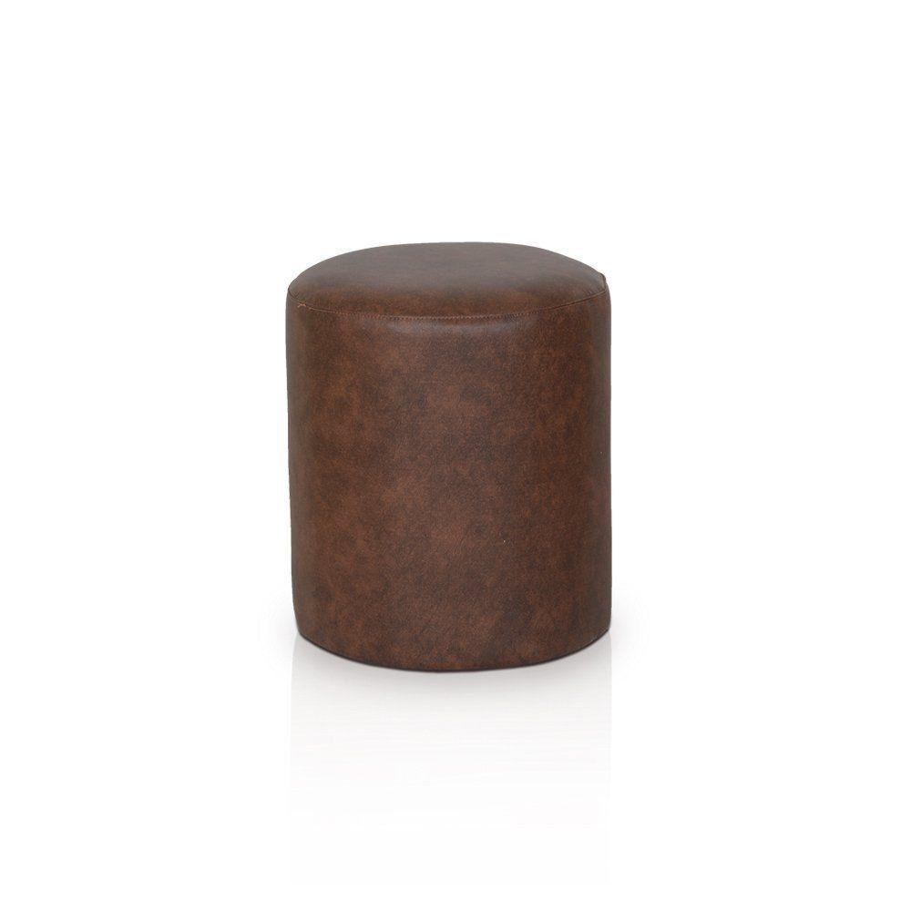 Puff Round Nobre Caramelo - Stay Puff