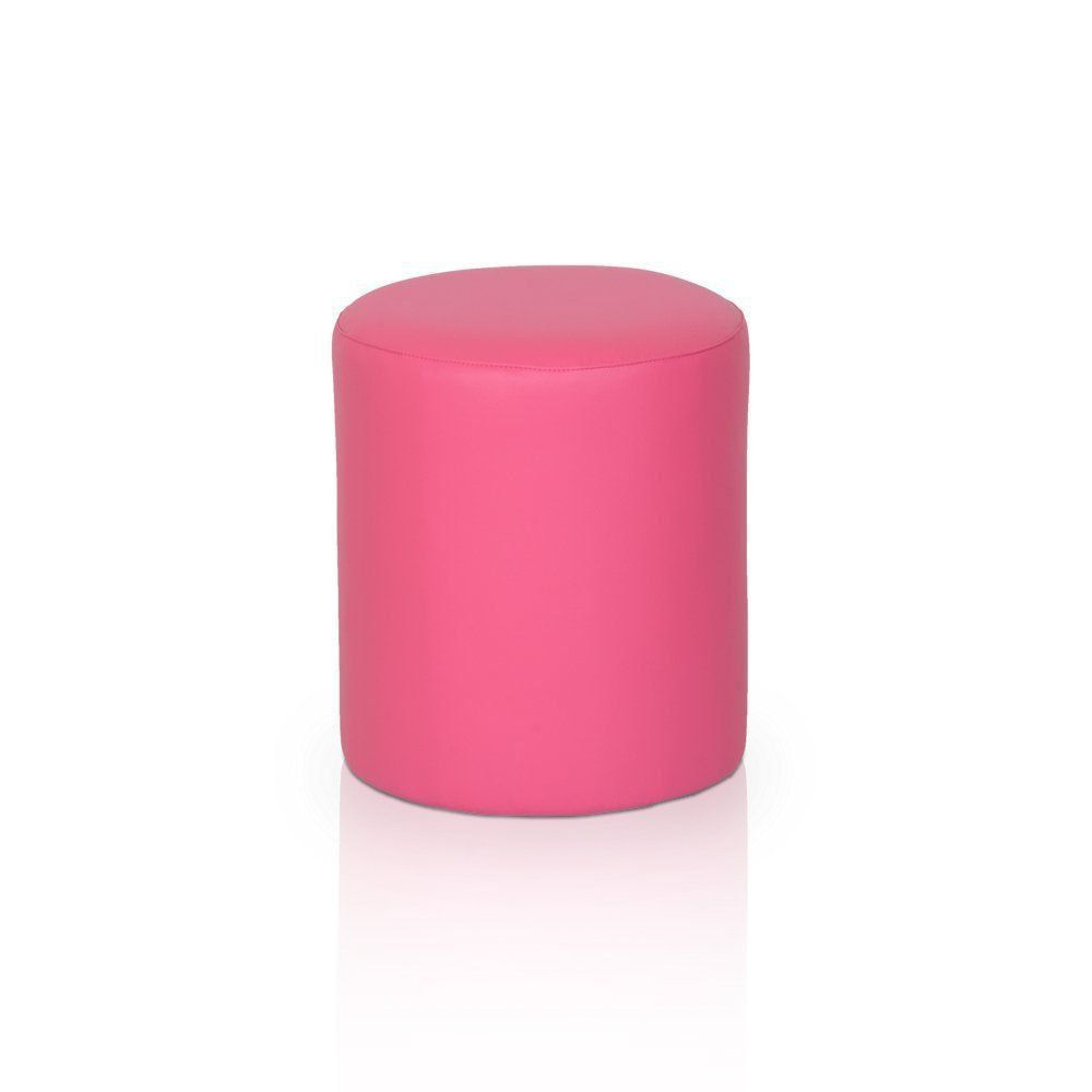 Puff Round Nobre Rosa - Stay Puff