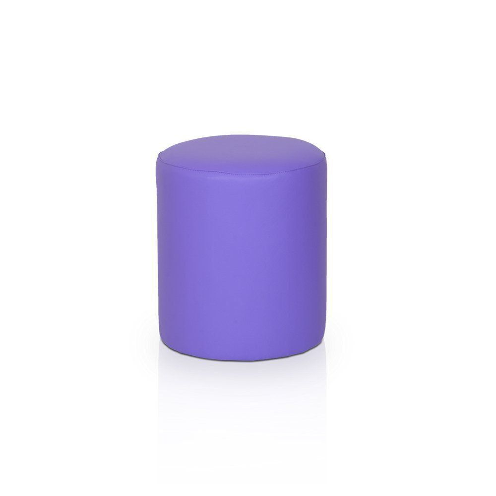 Puff Round Nobre Roxo - Stay Puff