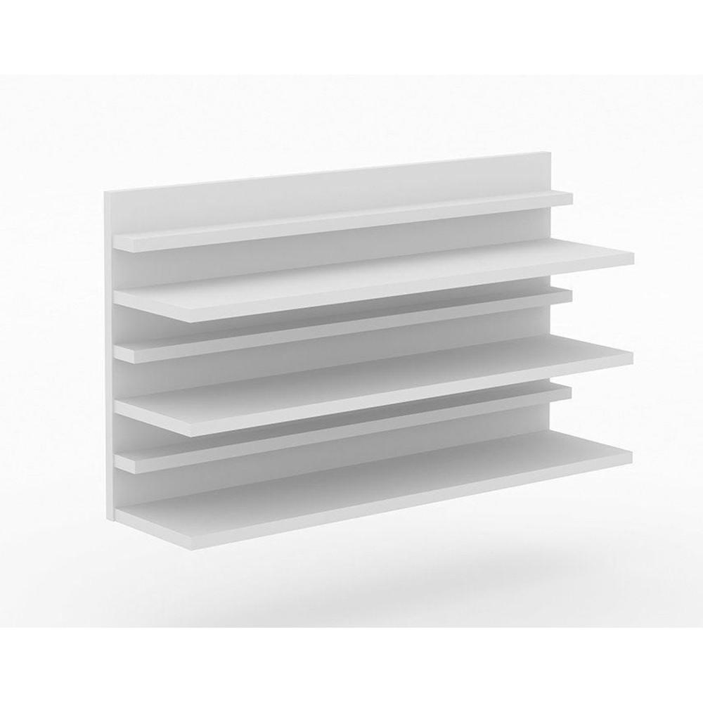 Sapateira Suspensa SA3401 Branco - Tecno Mobili