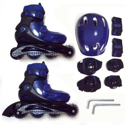 Roller Kit Radical Belsports  P - M - G - Diversas Cores