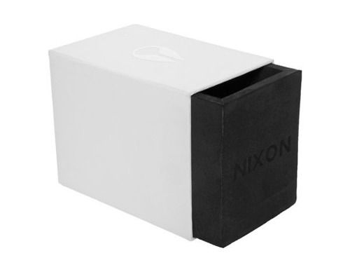 Relogio Nixon Ultratide A476 001  Garantia 2 Anos No Brasil
