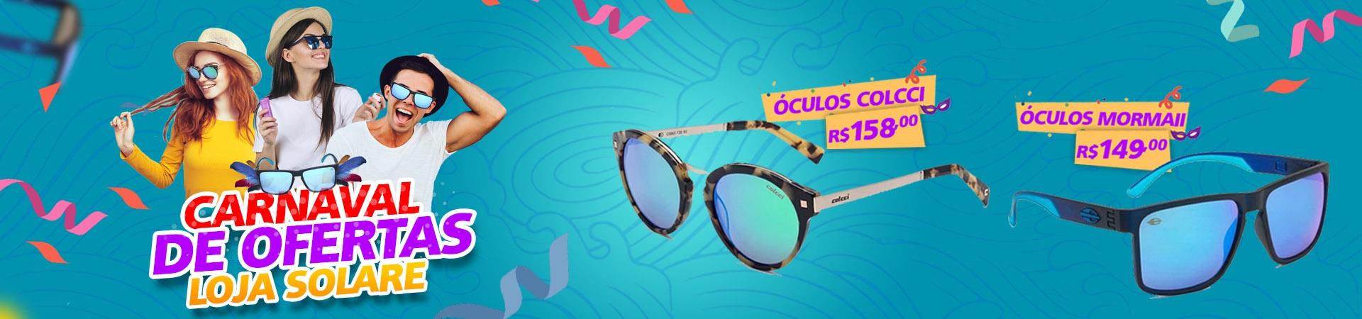 014c7446d6a1f Loja Solare. Óculos Originais com os melhores preços. Mormaii ...
