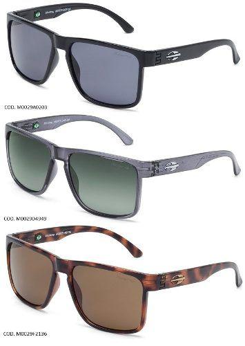Oculos Solar Mormaii Monterey Xperio Polarizado - Garantia